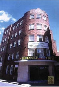 Bernly Private Hotel - Accommodation BNB