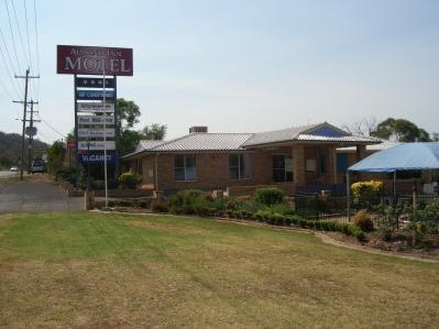 Almond Inn Motel - Accommodation BNB