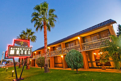 Mildura River City Motel - Accommodation BNB
