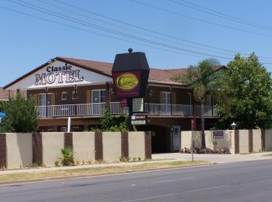 Albury Classic Motor Inn - Accommodation BNB