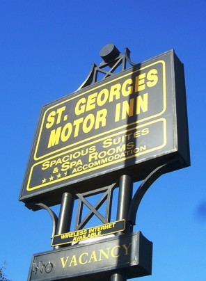 St Georges Motor Inn - Accommodation BNB