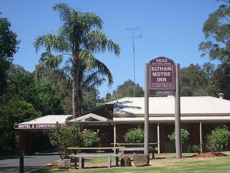 Eltham Motor Inn - Accommodation BNB