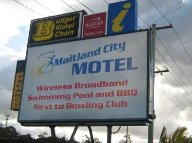 Maitland City Motel - Accommodation BNB