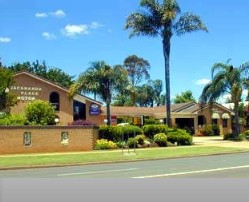 Jacaranda Place Motor Inn - Accommodation BNB
