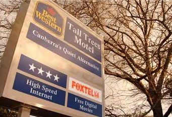Best Western Tall Trees Motel - Accommodation BNB