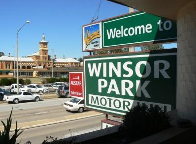 Albury Winsor Park Motor Inn - Accommodation BNB