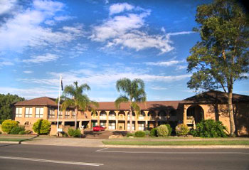 Cumberland Motor Inn - Accommodation BNB
