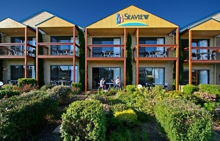 Seaview Motel  Apartments - Accommodation BNB