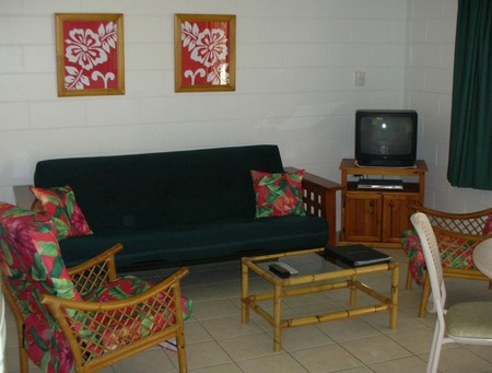 Palm View Holiday Apartments - Accommodation BNB