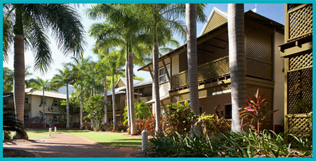 Seashells Resort Broome - Accommodation BNB