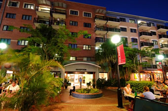 Central Brunswick Apartment Hotel - Accommodation BNB