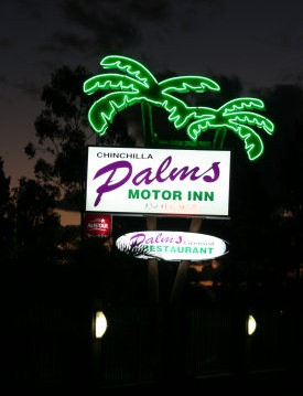 Chinchilla Palms Motor Inn - Accommodation BNB