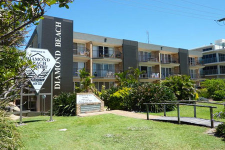 Diamond Beach Resort - Accommodation BNB