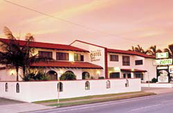 Comfort Inn Marco Polo Motel - Accommodation BNB