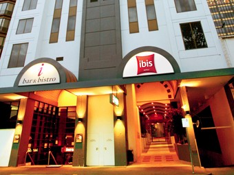 Hotel Ibis Melbourne - Accommodation BNB
