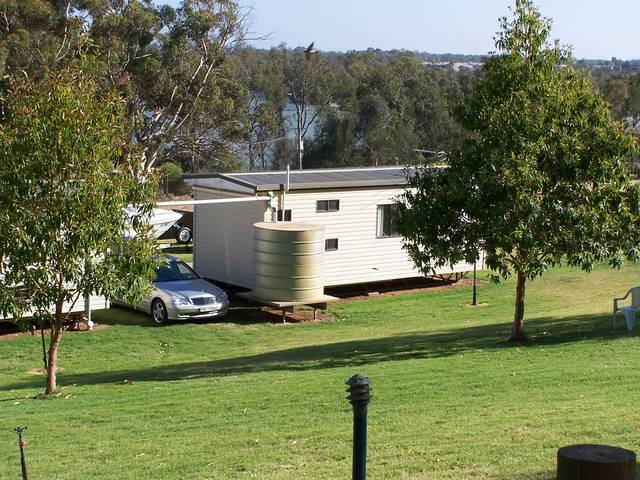 Robinvale Weir Caravan Park - Accommodation BNB