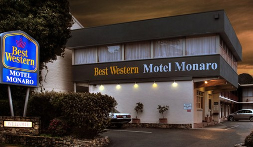 Best Western Motel Monaro - Accommodation BNB