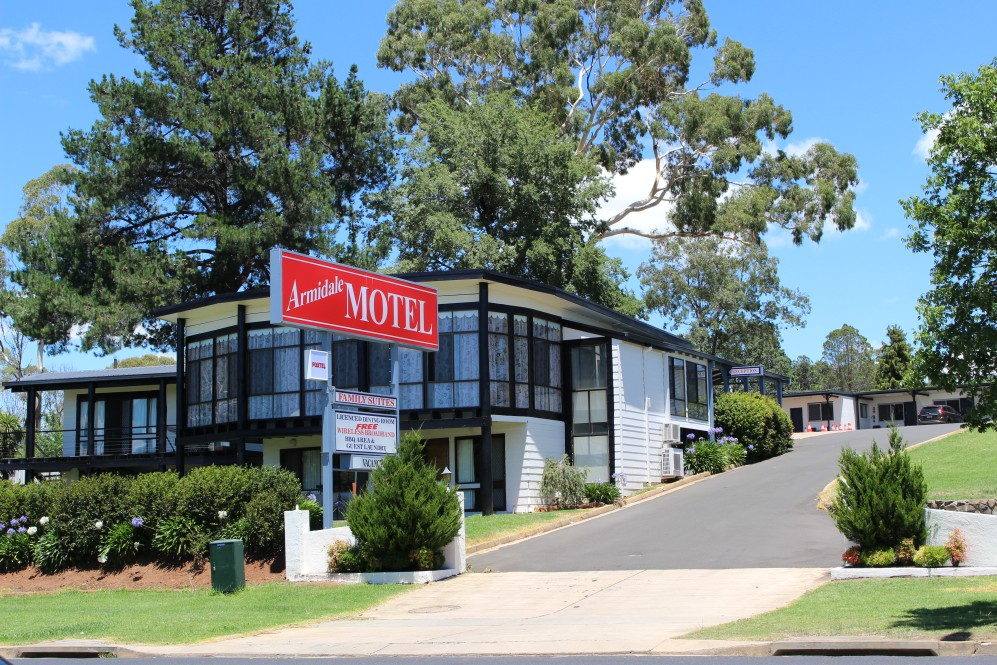 Armidale Motel - Accommodation BNB