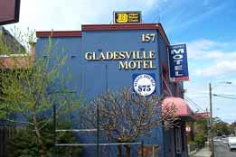 Gladesville Motel - Accommodation BNB