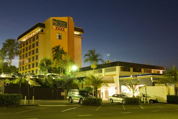 Quality Hotel Frontier Darwin - Accommodation BNB