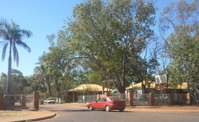 Outback Caravan Park - Accommodation BNB