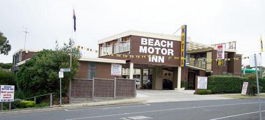 Beach Motor Inn - Accommodation BNB