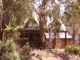 Mount Remarkable Cottage - Accommodation BNB