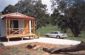 Saunders Gorge Sanctuary - Hideaway Cottage - Accommodation BNB