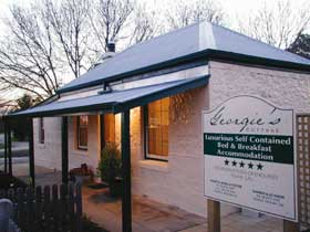 Georgie's Cottage - Accommodation BNB