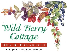 Wild Berry Cottage - Accommodation BNB