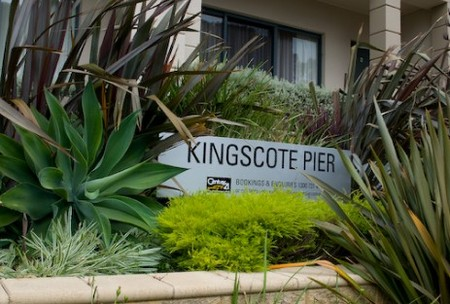 Kingscote Pier - Accommodation BNB