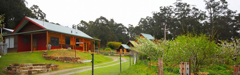 Elvenhome Farm Cottage - Accommodation BNB