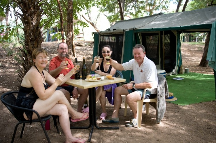 Adels Grove Camping Park - Accommodation BNB