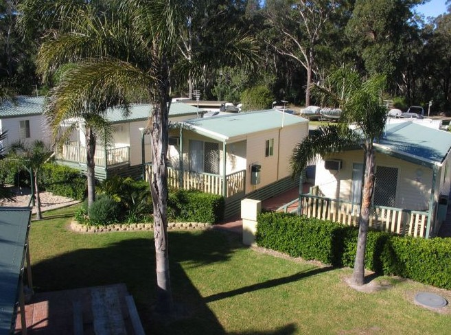 Jervis Bay Caravan Park - Accommodation BNB