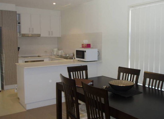 Braddon Element Apartment - Accommodation BNB