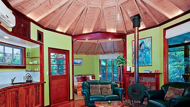 Mt Warning Rainforest Retreat  - Accommodation BNB