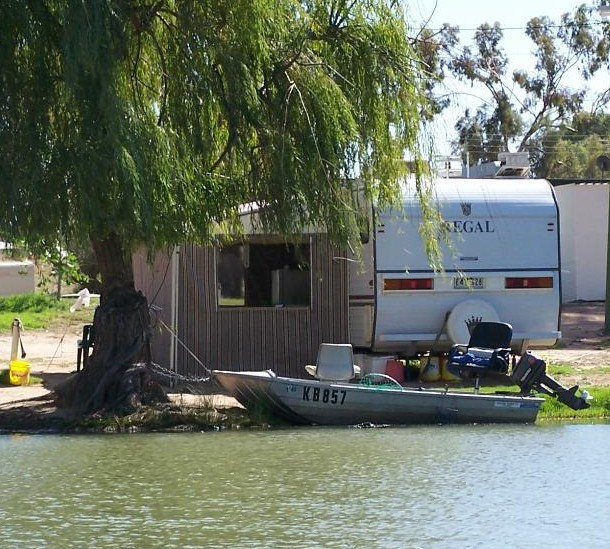 Willow Bend Caravan Park - Accommodation BNB