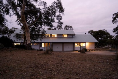 Silvertop Snowy Mountains Retreat - Accommodation BNB