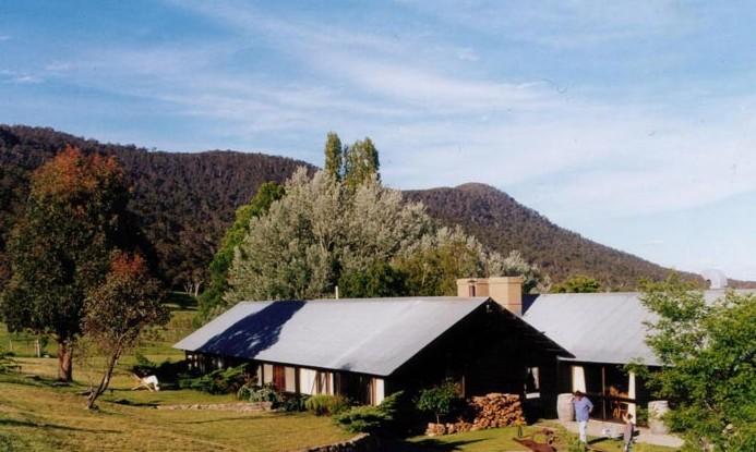 Crackenback Farm Mountain Guesthouse - Accommodation BNB