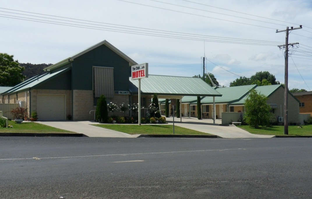 Club Motel Tumbarumba - Accommodation BNB