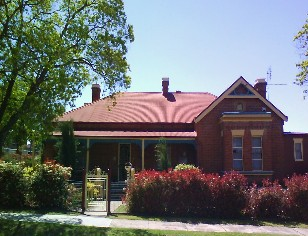 Tumut Accommodation Sefton House - Accommodation BNB