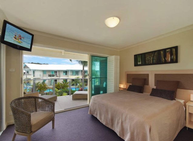 Pacific Blue Townhouse 358 - Accommodation BNB