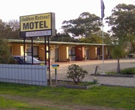 Golfers Retreat Motel - Accommodation BNB