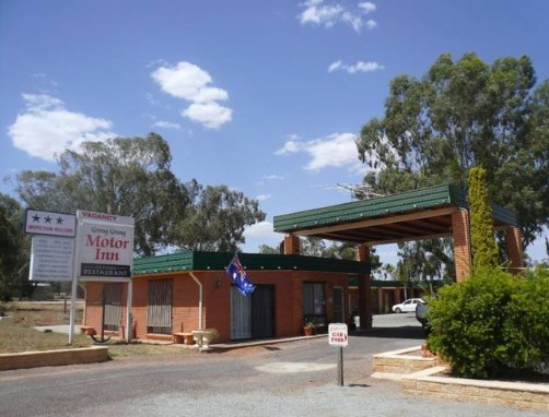 Grong Grong Motor Inn - Accommodation BNB