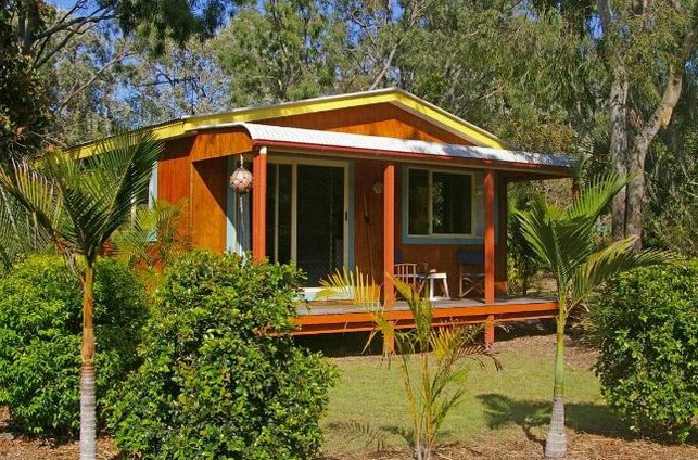 Moore Park Beach Huts - Accommodation BNB