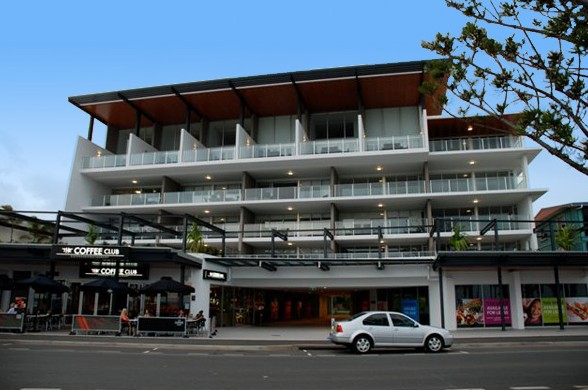 Echelon Apartments Yeppoon - Accommodation BNB