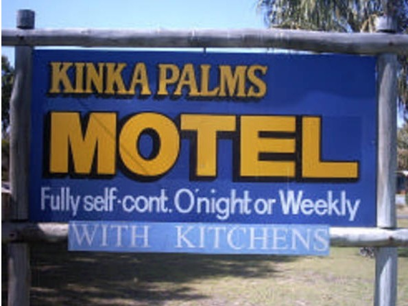 Kinka Palms Beachfront Apartments / Motel - Accommodation BNB