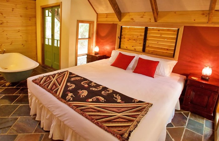 Rainforest Ranch - Accommodation BNB