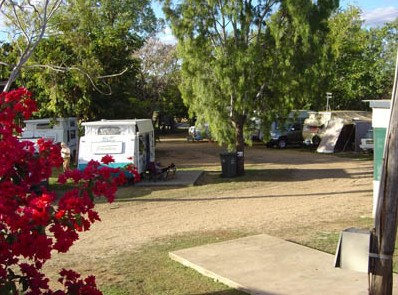Rubyvale Caravan Park - Accommodation BNB