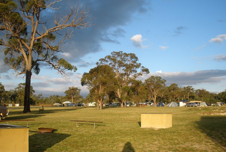 Sommerville Valley Tourist Park - Accommodation BNB